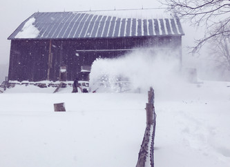 Preparing the Farm for a Winter Storm