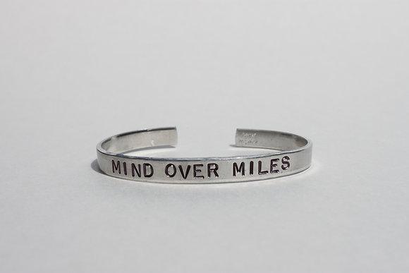 Mind Over Miles Cuff Bracelet