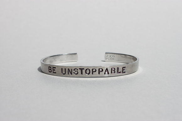 Be Unstoppable Cuff Bracelet
