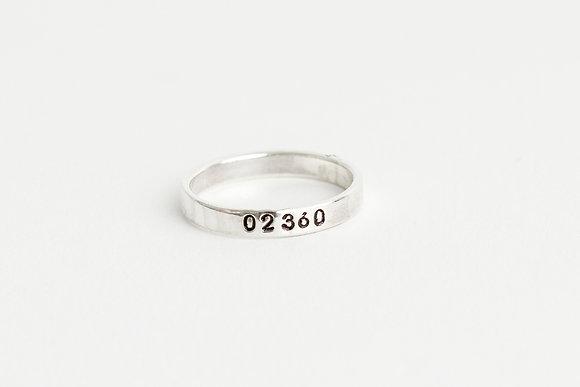 Zip Code Ring