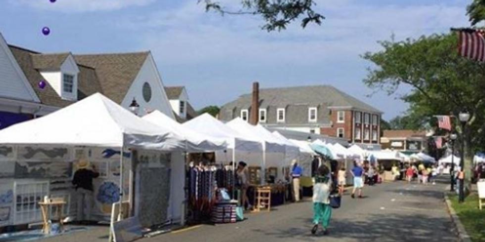 Falmouth Village Street Fair
