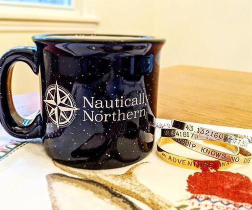 Nautically Northern Mug