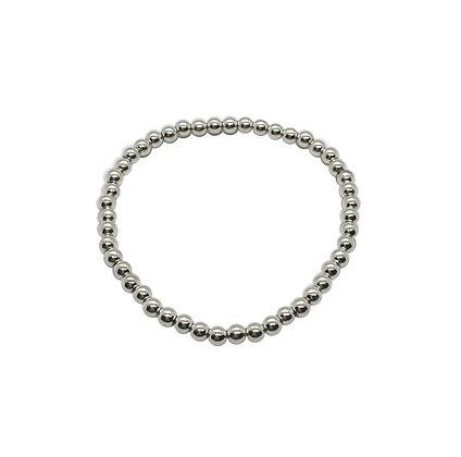 4mm Hematite Bracelet