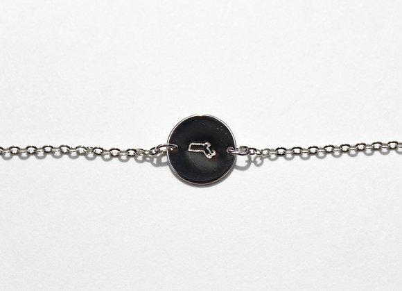 Massachusetts Charm Bracelet