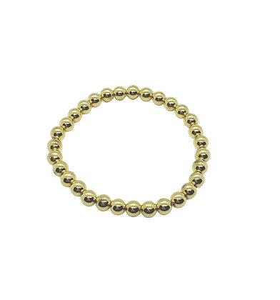 6mm Hematite Bracelet