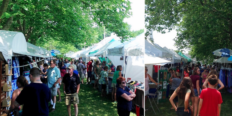 Chatham  Summer Craft Festival