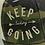 Thumbnail: Keep F***ing Going Pony Tail Hat