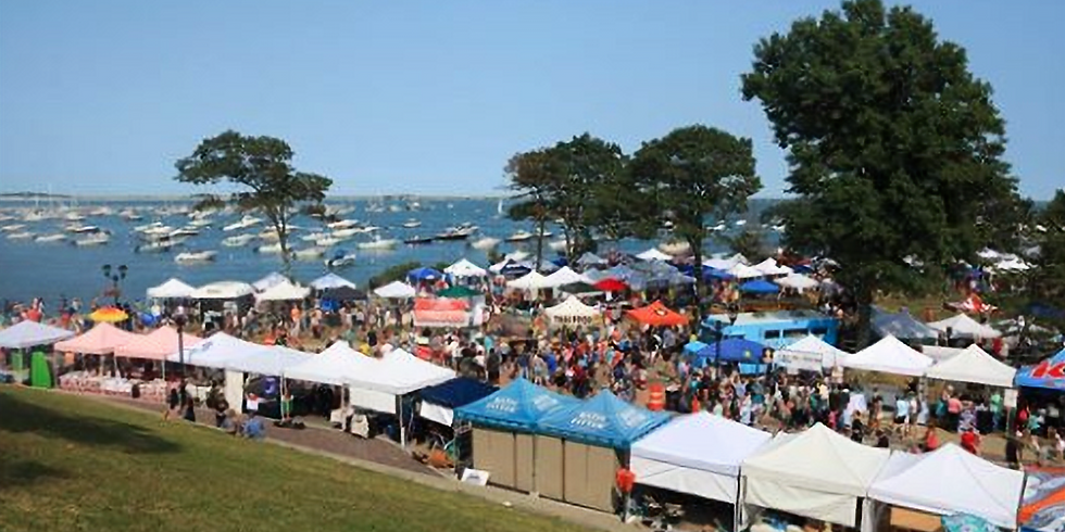 2019 Plymouth Waterfront Festival