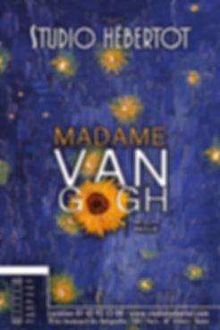 Affiche - Madame Van Gogh
