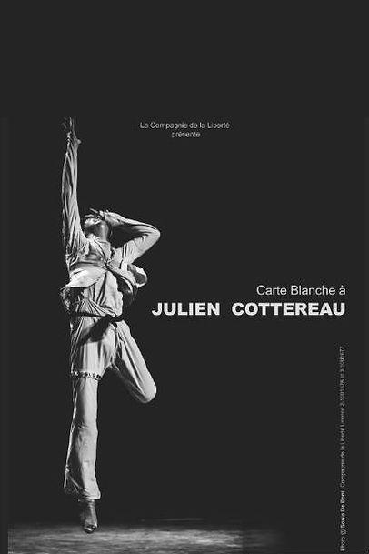 Affiche - Carte blanche à Julien Cottereau