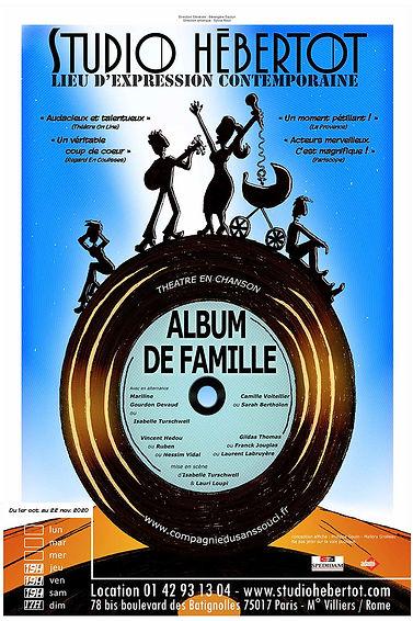 Affiche - Album de famille
