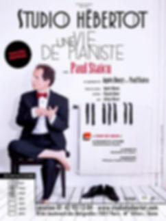 Affiche - Une Vie de pianiste