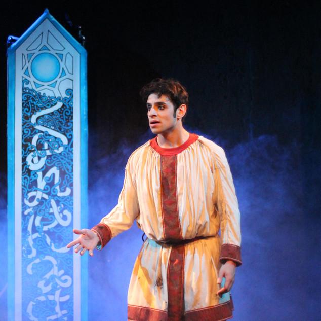 Aladdin, la prophétie 02