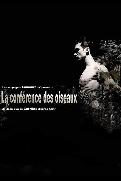 Affiche - La Conférence des oiseaux
