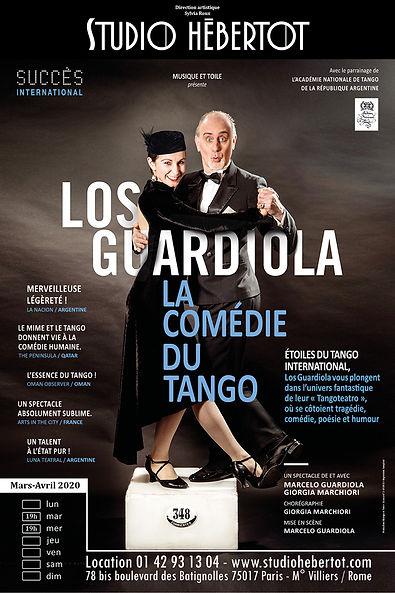 Affiche Los Guardiola