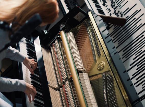 Piano Recording Sarah Straub