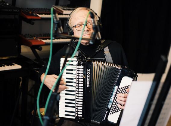 Recording für Sarah Straub