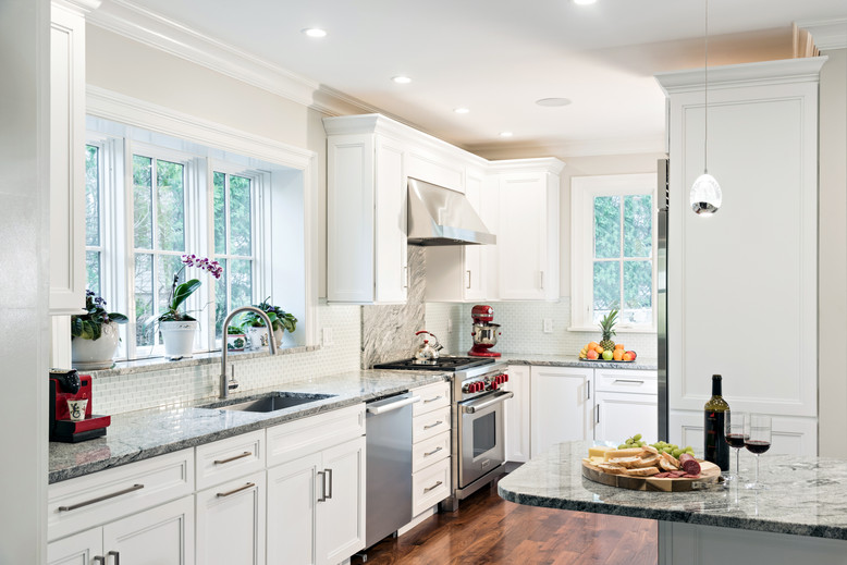Custom Kitchen-Custom Homes