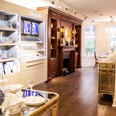 Commercial Jewerly Store@ Newbury St-Boston