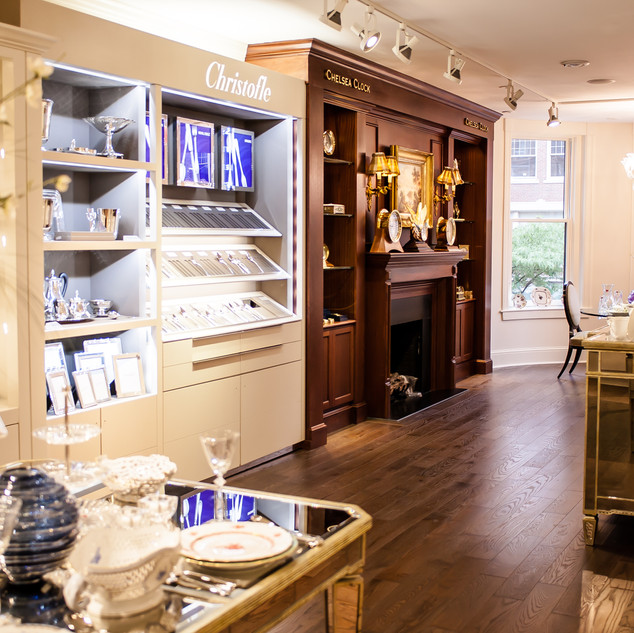 Shreve Crump and Low-Jewerly Store by IB