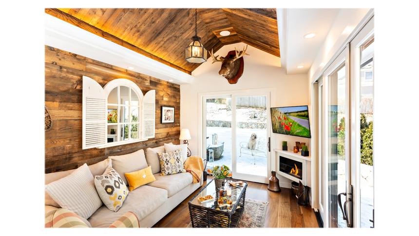 Custom Homes & Spaces