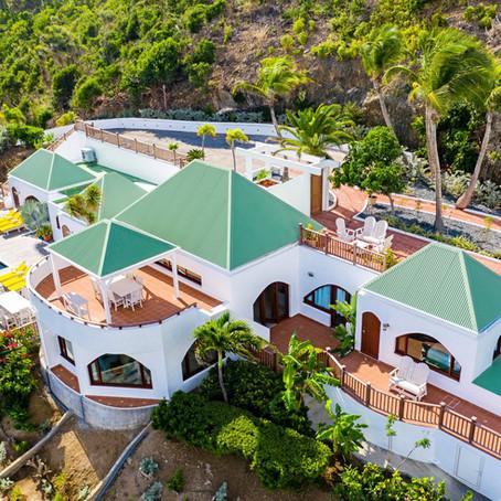 Saint-Bart's Overseas Project- A Cliffside Paradise.