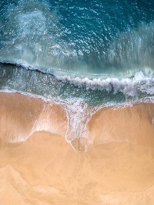 Waves at Toman-Omang