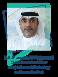 H.E. Hussain Al Mahmoudi