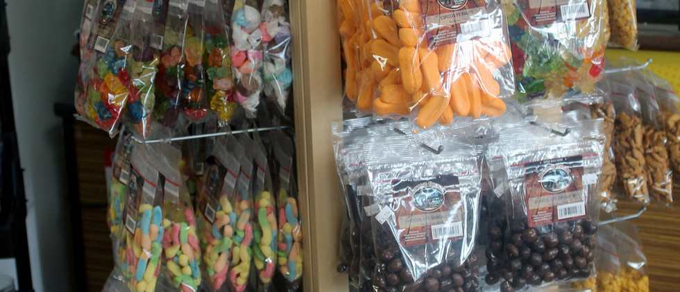 Old Fashioned Candy & Snacks