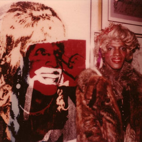 Marsha P. Johnson - 10 fatos sobre a Drag Queen por trás da Revolta de Stone Wall Inn.