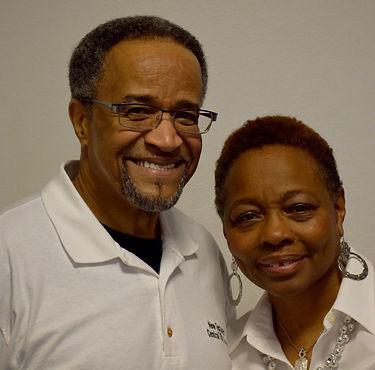 Pastor Michael and Minister Joann Harden