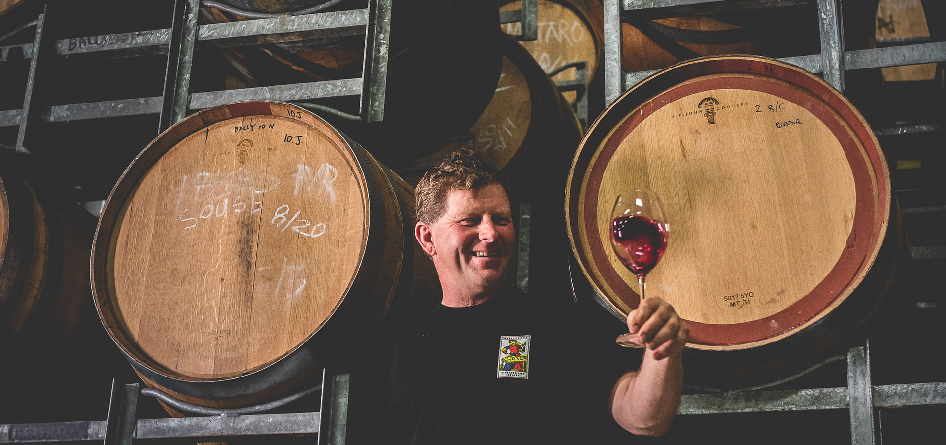 Small Winemaker, Big Wines