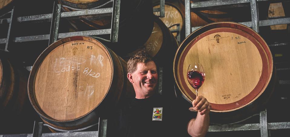 Small Winemaker, Big Wines