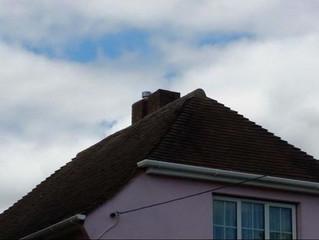 Roof repair Holbury