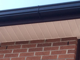 Upvc fascia, soffit and guttering Totton