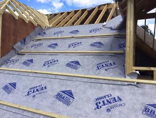 New roof Ashurst