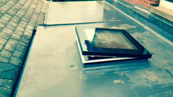 GRP flat roofing system Shirley ,Southampton