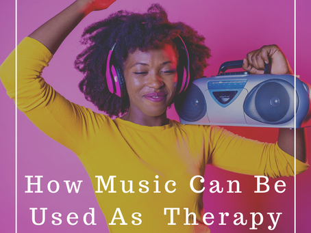 How to Make Music Therapy a Part of Your Self-Care Routine
