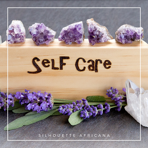 Lavender Self-Care Mystery Box for Women