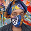 Thumbnail: XXL Headwrap and Contoured Face Mask Combo
