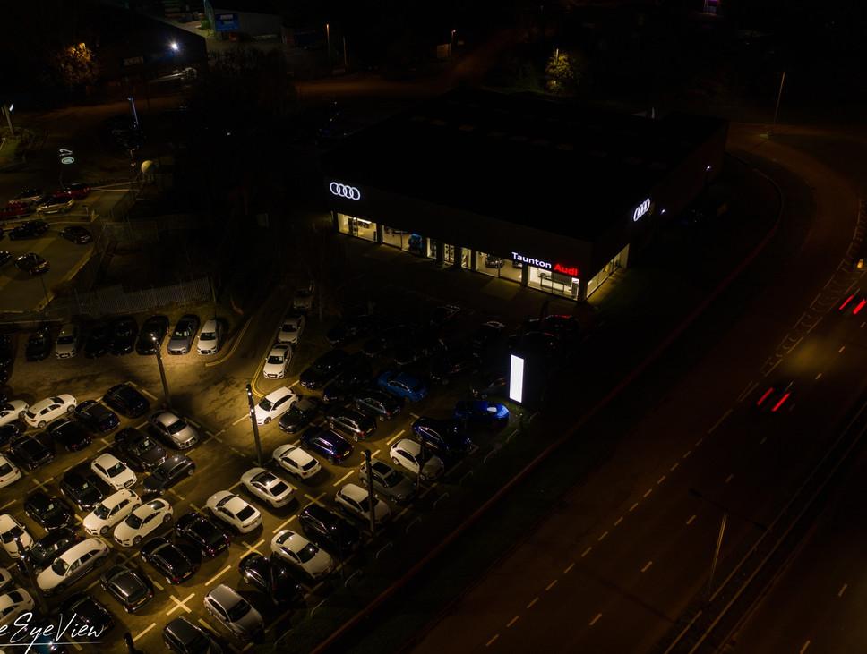 Taunton Audi, Somerset
