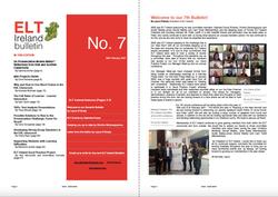 ELT Ireland Bulletin No. 7 (February 2021)