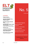 ELT Ireland Bulletin No. 5 - Front Cover