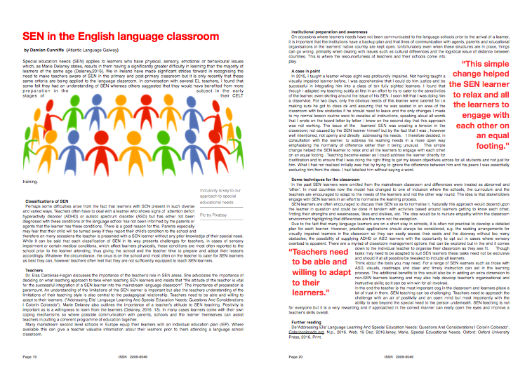 ELT Ireland Bulletin No. 3