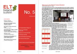 ELT Ireland Bulletin No 5