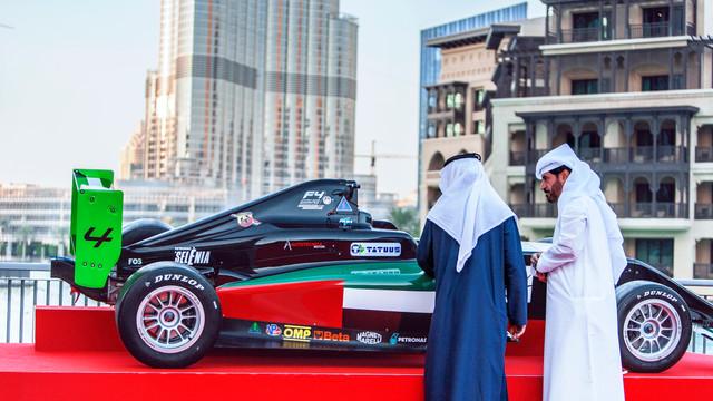 UAE FORMULA 4
