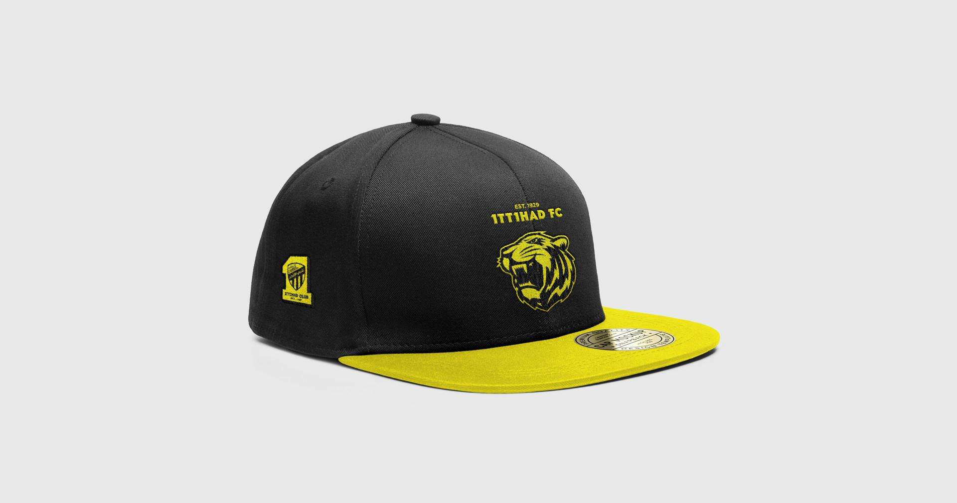 Ittihad FC Hat.jpg