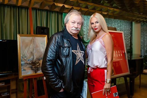 худяков константин васильевич президент союза художников россии