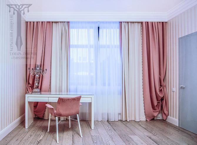ДЕТСКИЙ МИР: спальня с собственной гардеробной и санузлом