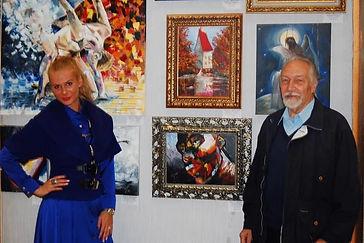 ефимов андрей владимирович выставка цдх